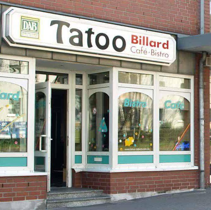 Tatoo Billardcafé Dortmund